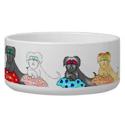 Посуда для собак